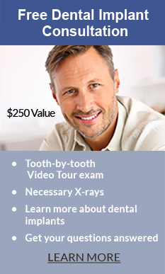 Free Dental Implant! $250 Value. Tooth-by-tooth, video tour exam, necessary X-rays, learn more about dental implants, get your, questions answered. Learn more.