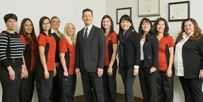 Our friendly staff is dedicated to providing you with high-quality dental services.